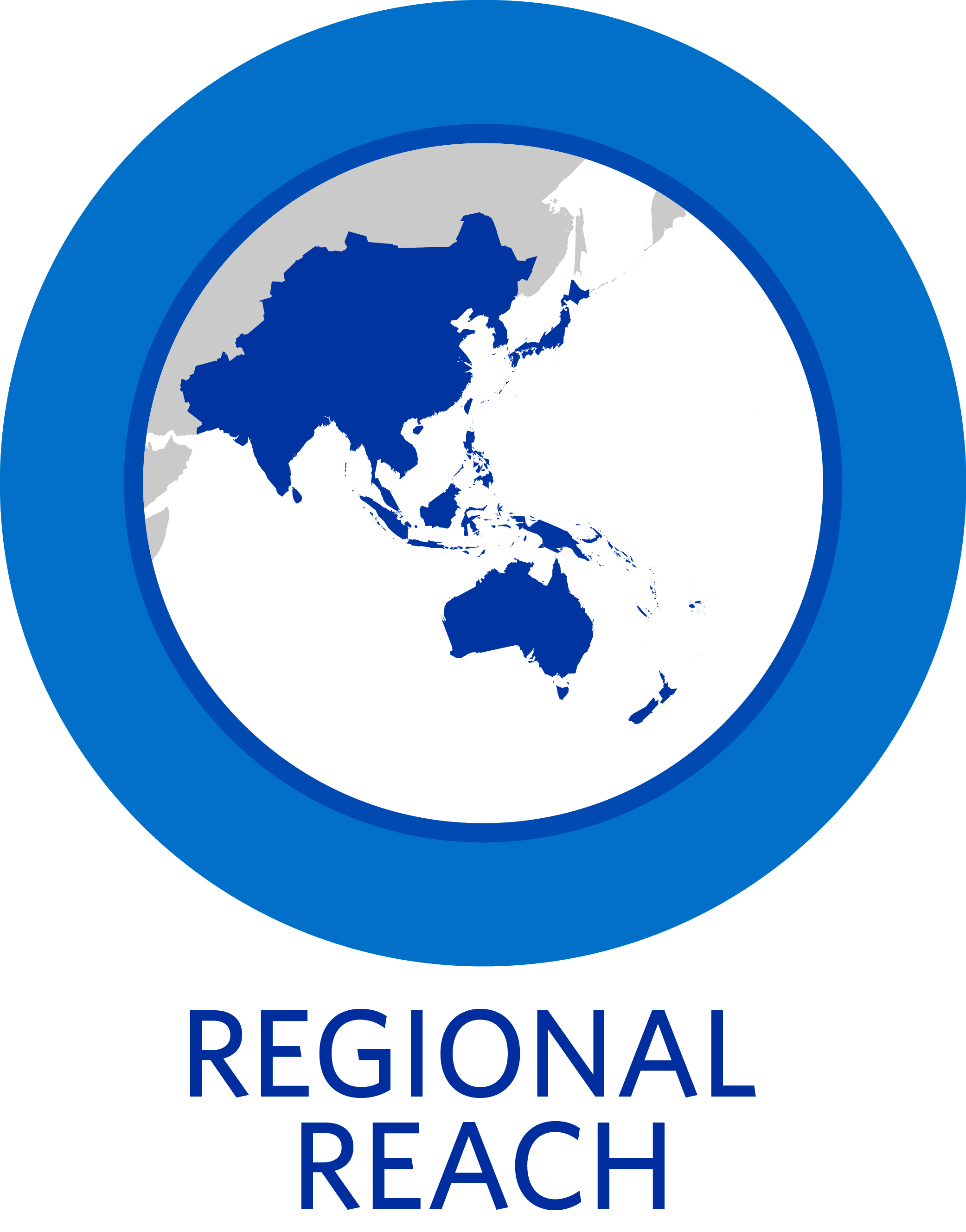 Regional Reach Across the Asia Pacific