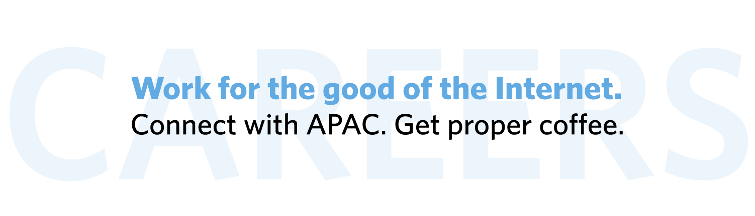 connect with apac