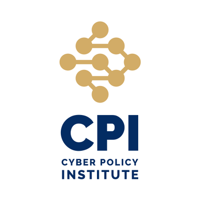 Logo of the Cyber Policy Institute