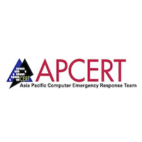 Logo of Asia Pacific Computer Emergency Response Teams (APCERT)