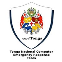 Logo of Tonga National Computer Emergency Response Team (certTonga)