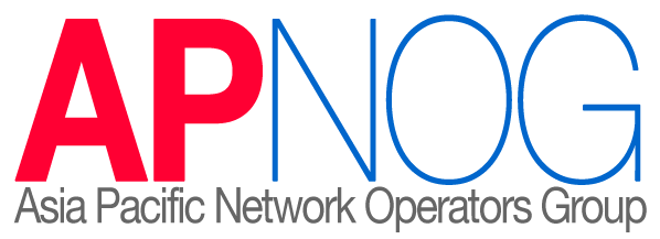 Logo of Asia Pacific Network Operators Group (APNOG)
