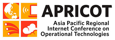 Logo of Asia Pacific Regional Internet Conference on Operational Technologies (APRICOT)