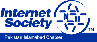 Logo of Internet Society Pakistan Islamabad Chapter (ISOC-IBD)